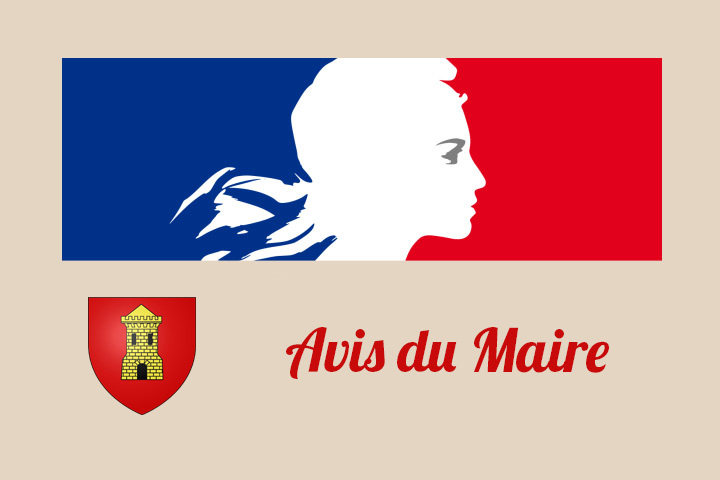 avis du maire Aubignosc
