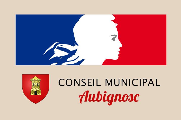 Conseil mairie Aubignosc