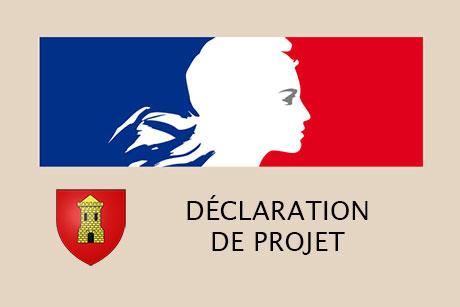 Déclaration de projet PLU